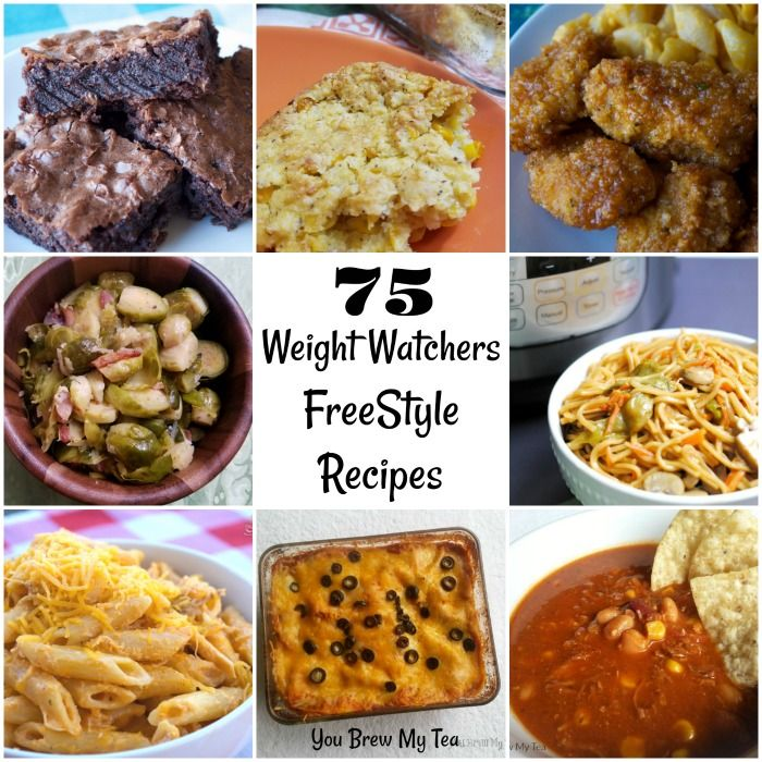 75 Weight Watchers FreeStyle Recipes are ideal for helping make your menu on the FreeStyle or Flex Plan easy to manage! This list is a great start!