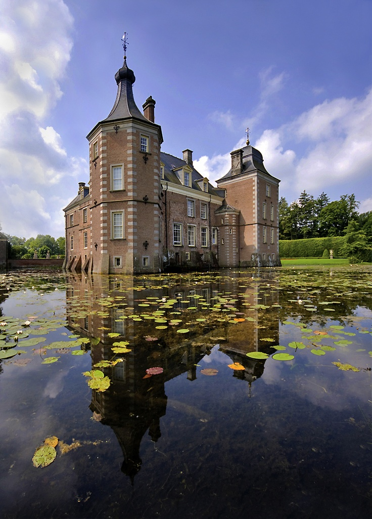 Weldam castle, Netherlands