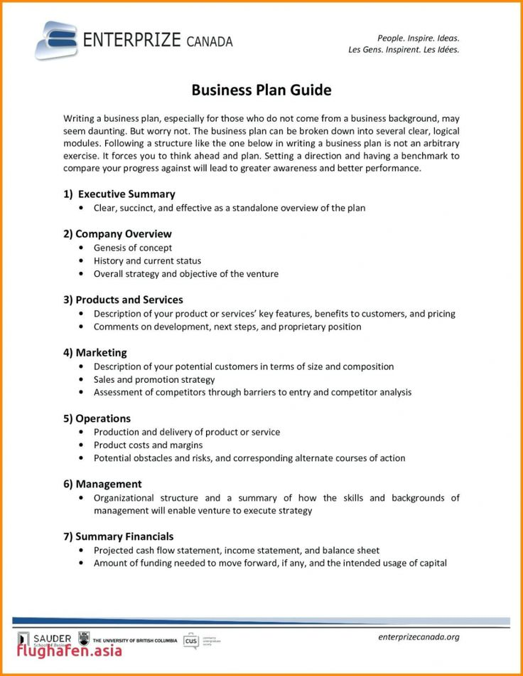 Franchise Business Proposal Template in 2020 Free