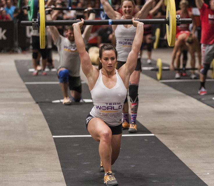 6 Pack Fitness X BSN Supplements Athlete Camille Leblanc-Bazinet Pt. 3