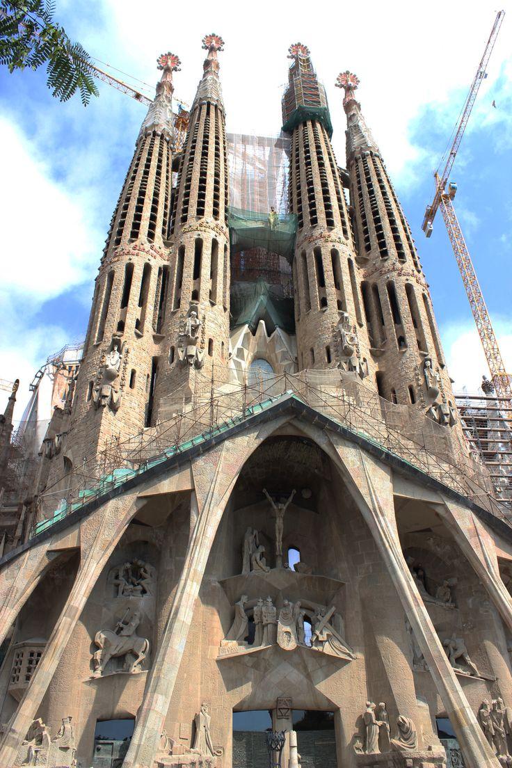 Sagrada Familia - Bacelona