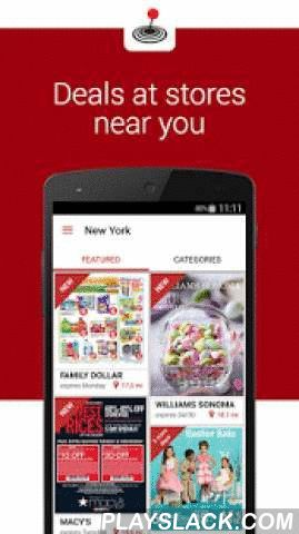 Shopfully - Weekly Ads & Deals  Android App - playslack.com ,  Save more than 50% on your Shopping! On Shopfully, you'll find deals at Walmart, Target, Kmart, Sears, Best Buy, Staples, Home Depot, Bed Bath & Beyond and many other big-name stores! Shopfully is the location-based digital platform that showcases the weekly ads and catalogs of top retailers and brands in categories ranging from grocery to electronics, discount, clothing, hardware, home and sports, displaying them to users…