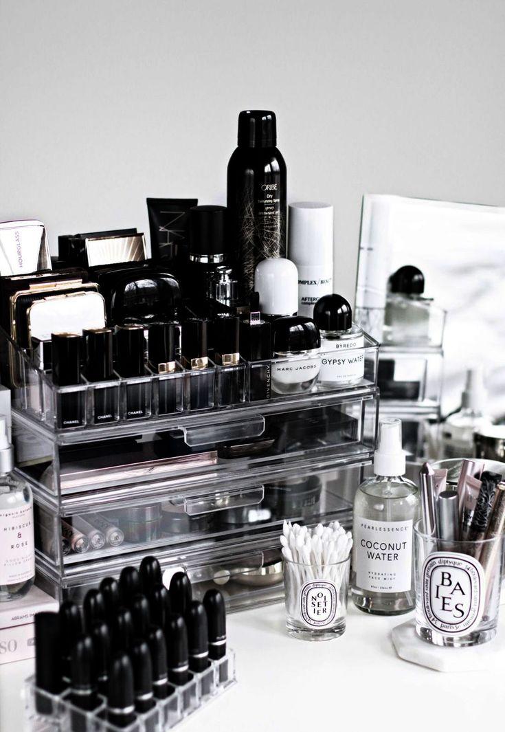 Make-up Geek Mystery Box … Make-up Pinsel Kim Kardashian Verwendet, wenn Make-up Pinsel …   – Makeup Storage Ideas