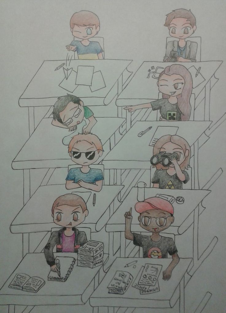 Smosh Games Class by ChemistryMuse | This is awesome