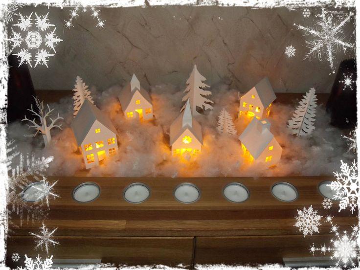 Village de Noël !!!