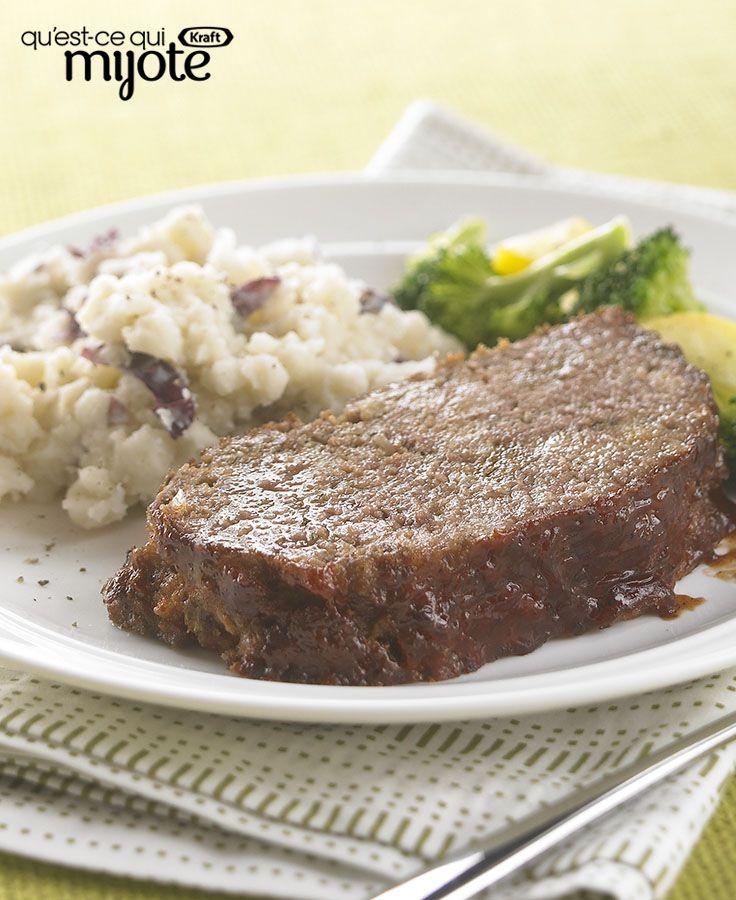 Pain de viande facile et savoureux #recette