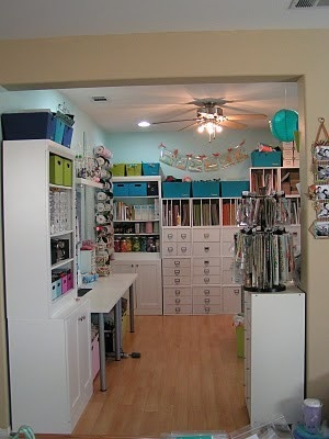 43 best Scrapbook Rooms images on Pinterest