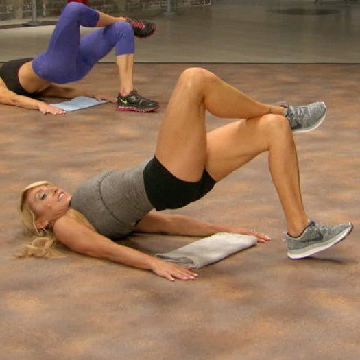 Try this low-impact, fat-burning routine that combines the best of Pilates, yoga, strength training, and cardio.