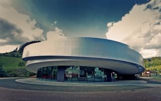 Cultural Centre of European Space Technologies KSEVT | colaboration: Bevk Perović Arhitekti, Dekleva Gregorič Arhitekti, Ofis Arhitekti, and SADAR + VUGA Architects