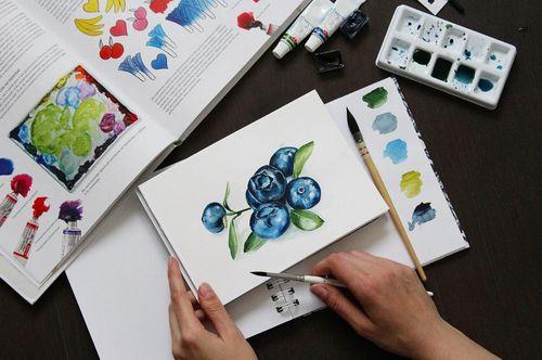 Именно стремление побуждает людей учиться, совершенствовать и развивать художественные задатки.