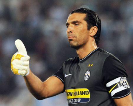 el mejor arquero... Buffon - Juventus