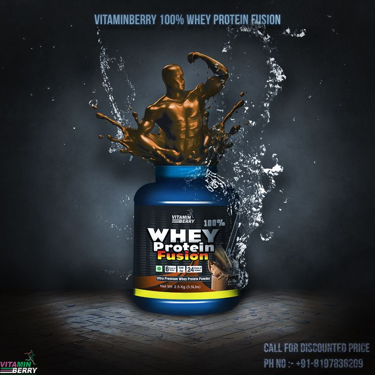 100% Whey Protein Fusion - Call for discounted price  https://www.vitaminberry.com/vitaminberry-100-whey-protein-fusion-2-5kg-in-india.html #wheyprotein #proteinfusion #discount #contact #vitaminberry