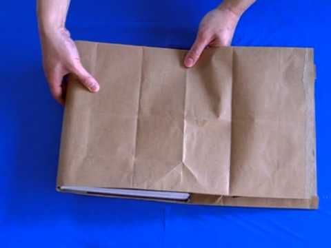 A how-to on making your own book cover from YouTube.  Easy to follow instructions.  Fun idea.