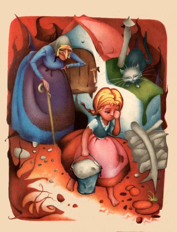 Hansel and Gretel by Adriana Mihailescu