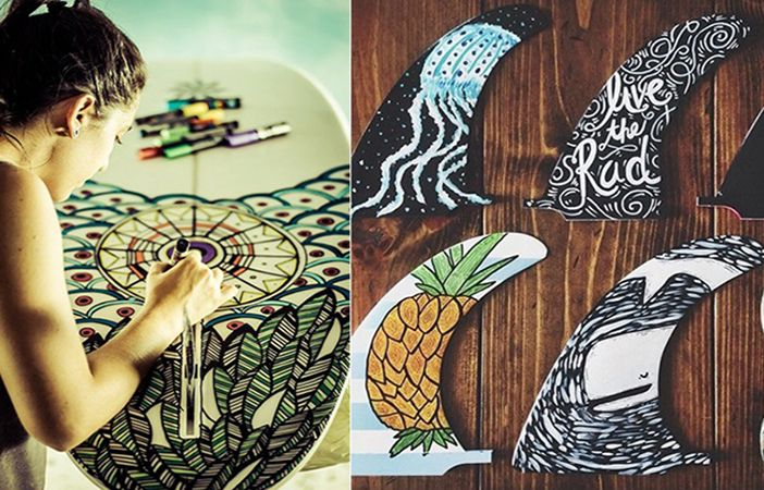 25+ best ideas about Custom surfboards on Pinterest ...