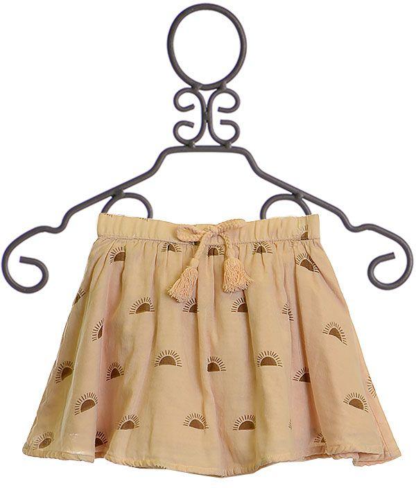 Rylee and Cru Sunset Girls Skirt