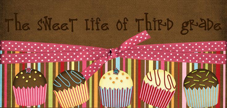 The Sweet Life of Third GradeClassroom Theme, Cute Ideas, Bulletin Boards, Sweets Life, Classroom Management, Classroom Ideas, Third Grade Blog, 3Rd Grade Blog, Teachers Blog