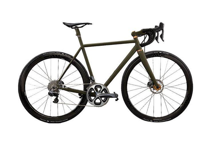 Speedvagen Road Disc http://www.bicycling.com/bikes-gear/newbikemo/2016-buyers-guide-best-custom-bikes/speedvagen-road-disc