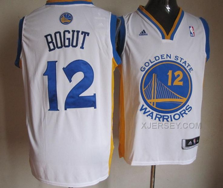 746f5f210 ... Golden State Warriors Andrew Bogut White 2016 The NBA Finals Patch  Jersey Mens Adidas Golden State Warriors 12 Andrew Bogut Authentic Black ...
