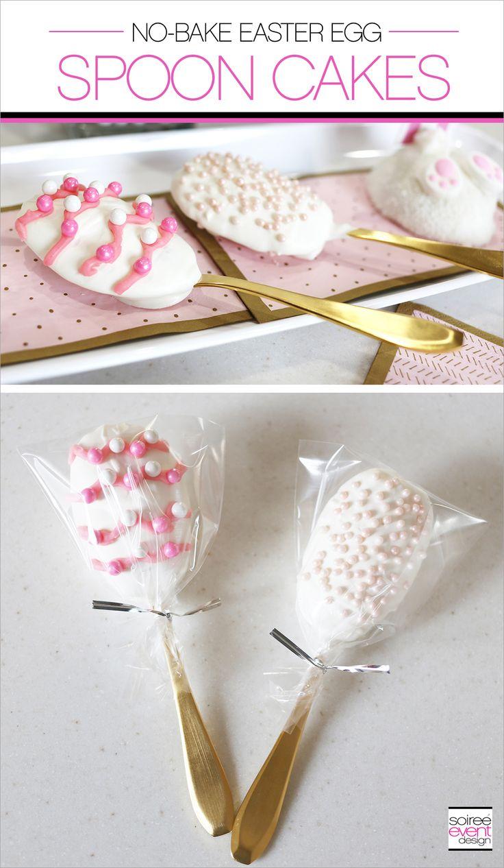 Schnelle und einfache Ostern-No-Bake-Desserts