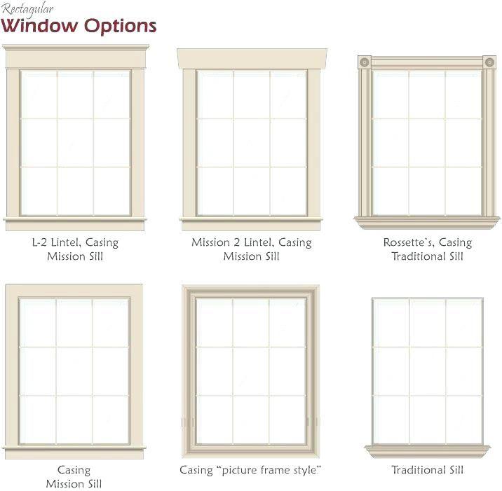 Window Trim Ideas Images Interior Molding Exterior
