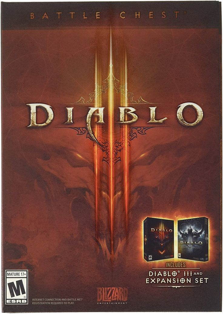 Diablo III Battle Chest (PC Game) or Diablo III: Ultimate Evil Edition (PS4 or Xbox One) $19.99  Free In-Store ... #LavaHot http://www.lavahotdeals.com/us/cheap/diablo-iii-battle-chest-pc-game-diablo-iii/160921?utm_source=pinterest&utm_medium=rss&utm_campaign=at_lavahotdealsus