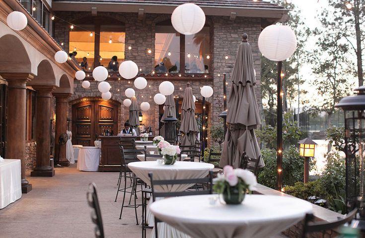 Lakeside Reception   Westlake Village Inn