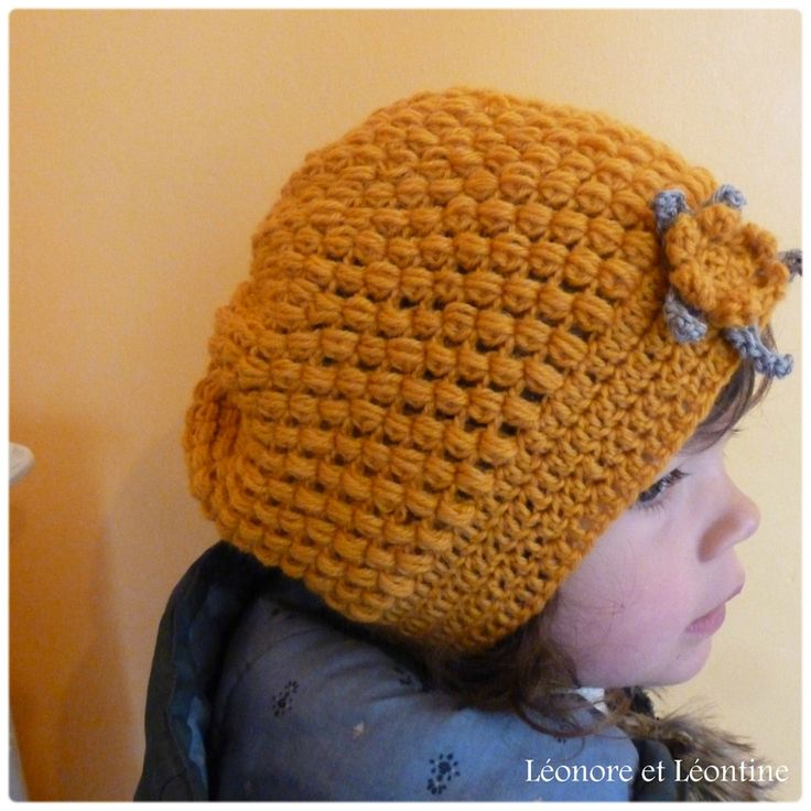 Sérial Crocheteuse n° 243- Bonnet Bohème