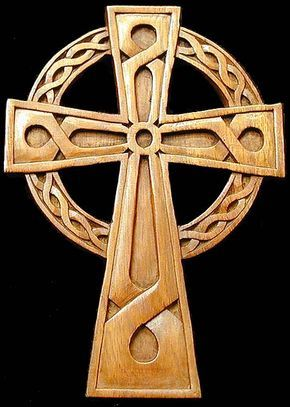 celtic wood carvings - Google Search