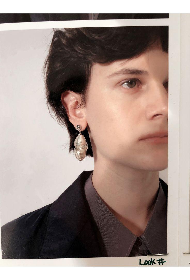 Boucle d'oreille - Lemaire online shop