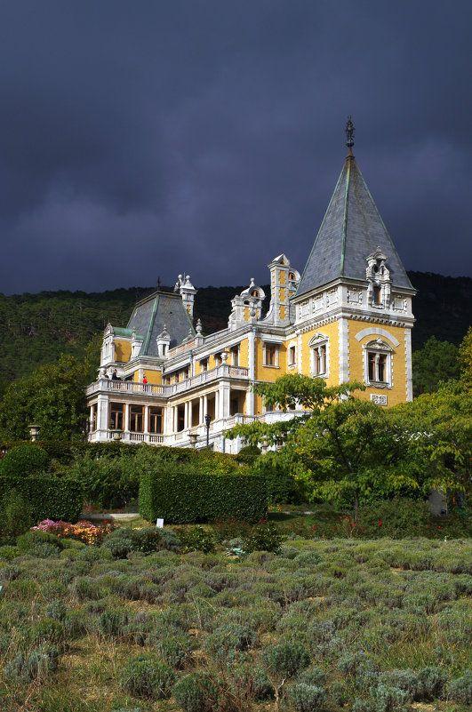 #Массандровский дворец Крым