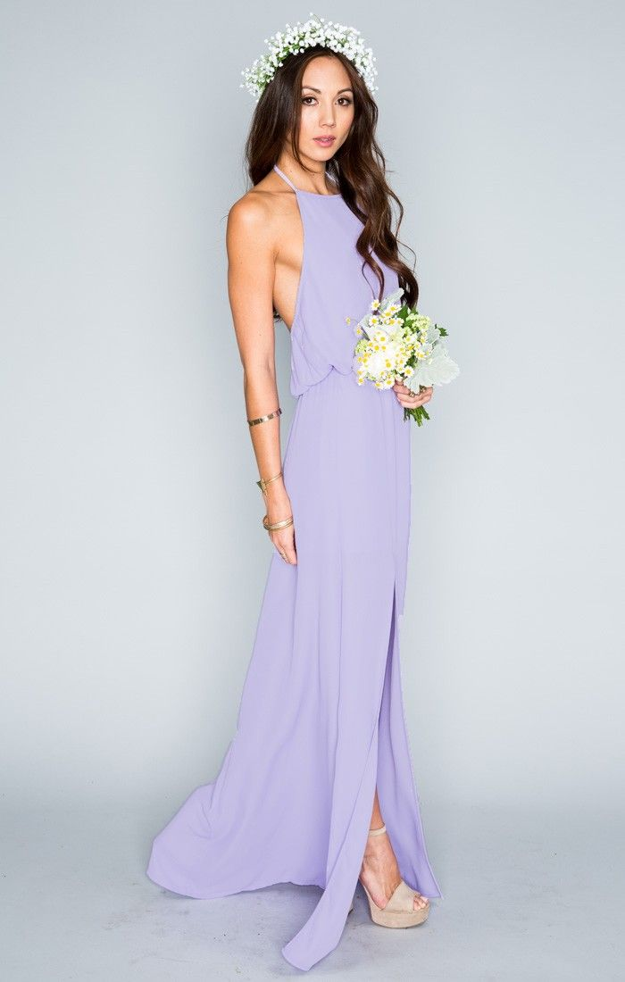 25  best ideas about Halter bridesmaid dresses on Pinterest ...