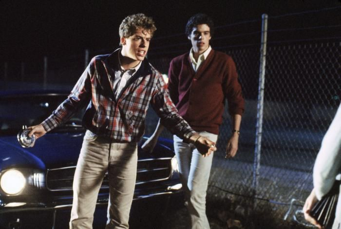 Bob and Randy, great Soc looks | The Outsiders | Pinterest ...