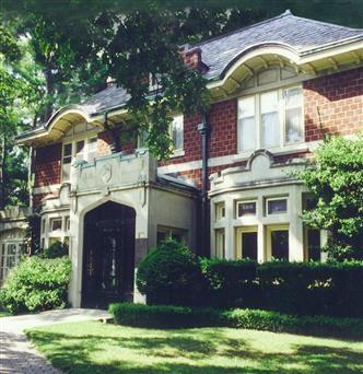 Glenhyrst Art Gallery and Gardens, Brantford, Ontario