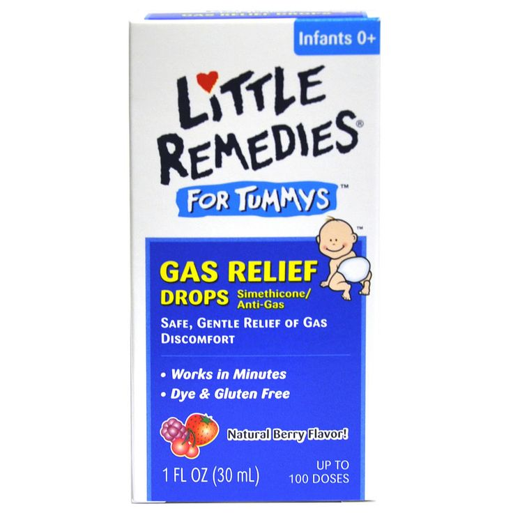 Natural Infant Gas Relief Remedies