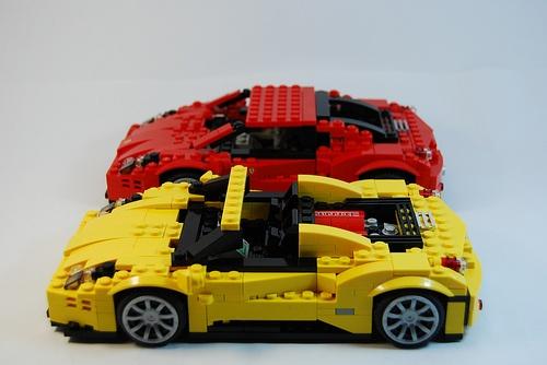 LEGO in the fast lane!: Lego Lego, Lego Christmas, Lego Ferrari, Lego Cars Trucks, Ferrari 458, Lego Creations, 458 Italian, Toys Lego, Christmas Gifts