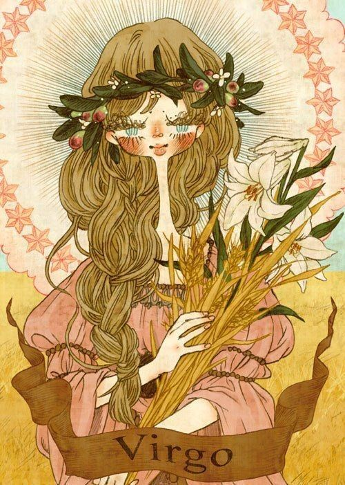 ~ #Virgo ~ http://madamastrology.com  Free #Astrology Natal Chart Reading  & #Horoscope (for the 50% discount write to madamkighal@madamastrology.com)