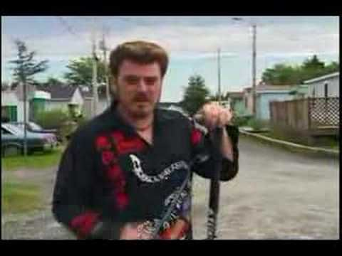 Rickyisms (all the things Ricky mispronounces from Trailer Park Boys)