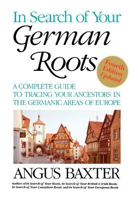 In Search of Your German Roots:  Research your German ancestry and family tree. Readers can navigate searches based on last name, region of US settlement, and the areas in Germany or European German settlements where their family originated.