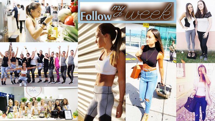 Follow my Week - Live Workout - IFA - Berlin - Köln - Lecker Essen - Bod...