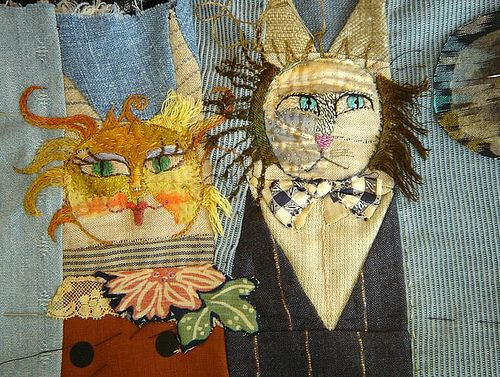 Flickriver: Most interesting photos from Reclaimed Fabric ...