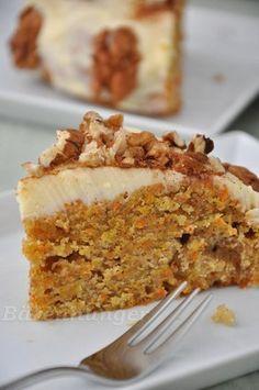 Der Karotten-Walnuss-Kuchen verbindet verschiedene Aromen zu einer köstlichen…