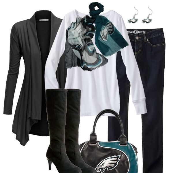 Philadelphia Eagles Fall Fashion