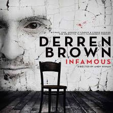 Derren Brown - Infamous - Tickets