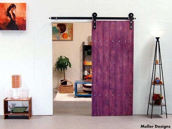 rolling door designs rolling barn door kit by