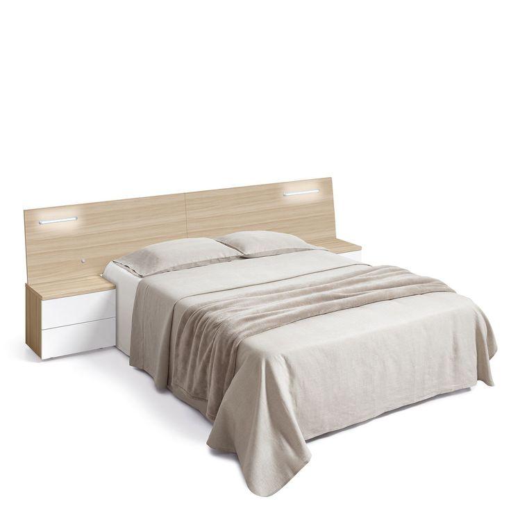 Originale kit per la camera da letto che include una - Testiera letto originale ...