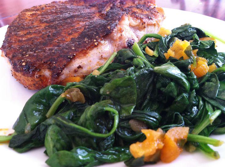 Paprika Pork Chops Recipe — Dishmaps