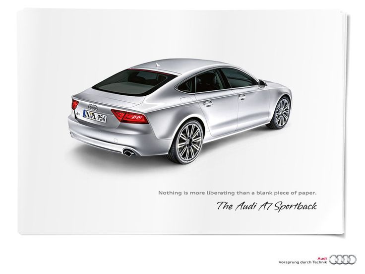 Audi A7 Sportback iPad App - Clickable Demo