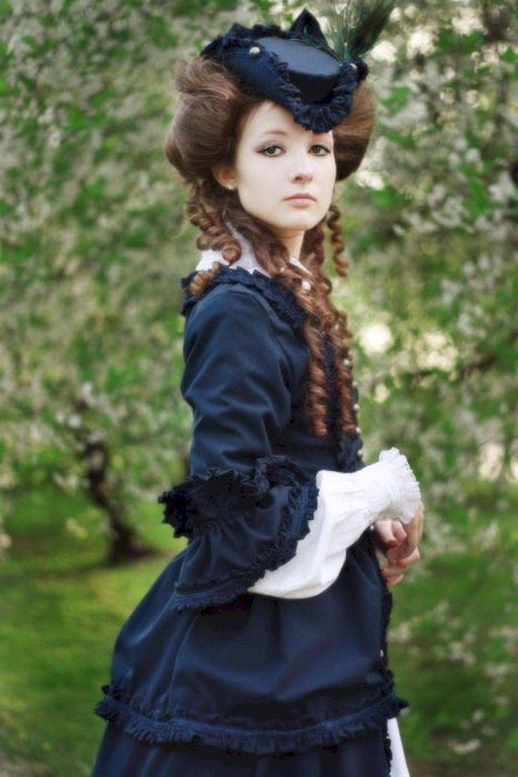 victorian hairstyles ideas