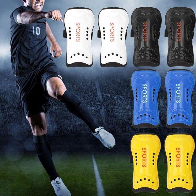 Kids Child Soccer Shin Guard Light Soft Football Shin Pads Sports Leg Protector'
